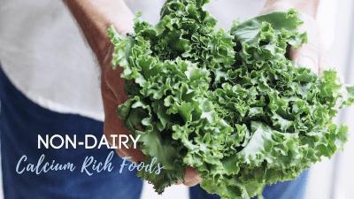 Non Dairy Calcium Rich Foods